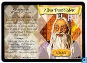 Trading cards - Harry Potter 4) Adventures at Hogwarts - Albus Dumbledore