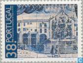 Postage Stamps - Portugal [PRT] - 500 years hospital