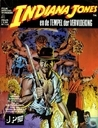 Comic Books - Indiana Jones - Indiana Jones en de tempel der vervloeking