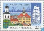 550 years Rauma