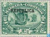 Briefmarken - Portugal [PRT] - Vasco da Gama Briefmarken Madeira cmd. REPUBLICA