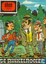 Comic Books - Ohee (tijdschrift) - De rinkelrooier
