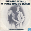 Disques vinyl et CD - Myhill, Richard - It takes two to Tango