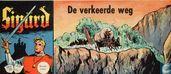 Comic Books - Sigurd - De verkeerde weg