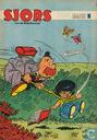 Strips - Sjors van de Rebellenclub (tijdschrift) - 1965 nummer  18