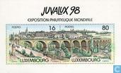 Int. Briefmarkenausstellung JUVALUX 98