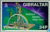 Timbres-poste - Gibraltar - Europe – Grandes découvertes
