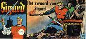 Comics - Sigurd - Het zwaard van Sigurd