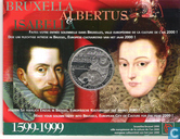 "Munten - België - België 500 frank 1999 (PROOF) ""Albertus & Isabella"""
