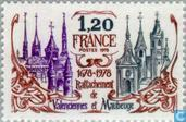 Postage Stamps - France [FRA] - Maubeuge and Valenciennes