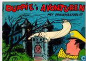 Comic Books - Duppie's avonturen - Het spookkasteel!!!