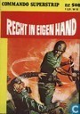Comics - Commando Superstrip - Recht in eigen hand
