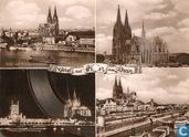 Gruss aus Köln am Rhein