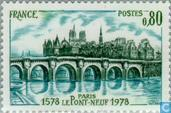 Postage Stamps - France [FRA] - Pont-Neuf, Paris