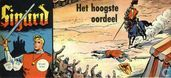 Comic Books - Sigurd - Het hoogste oordeel