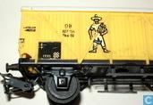 "Model trains / Railway modelling - Märklin - Koelwagen DB ""Jamaica"""