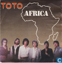 Vinyl records and CDs - Toto - Africa