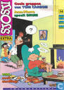 Strips - SjoSji Extra (tijdschrift) - Nummer 14