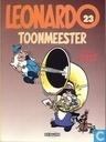 Strips - Leonardo - Toonmeester