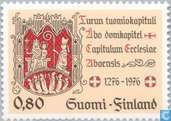 Postage Stamps - Finland - Churches