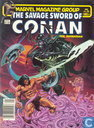 Bandes dessinées - Conan - The Savage Sword of Conan the Barbarian 96