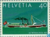 Postage Stamps - Switzerland [CHE] - Stamp Exhibition LEMANEX