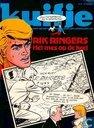 Comics - Rick Master - Het mes op de keel
