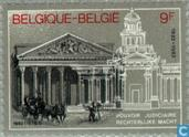 Palais de Justice in Brussels 1832-1982