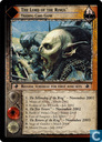 Trading cards - Lotr) Oversized Cards - The Lord of the Rings - Trading Card Game
