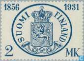 Postage Stamps - Finland - 200 Blue