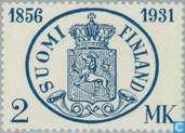 Timbres-poste - Finlande - 200 bleu