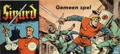 Comics - Sigurd - Gemeen spel