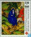 Postage Stamps - France [FRA] - Flight into Egypt