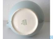 Keramiek - Pastel - Melkkan Riga Kwatta grijs (1,50 liter)