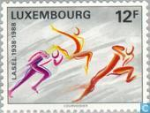 Postage Stamps - Luxembourg - Alliance student clubs 50 years