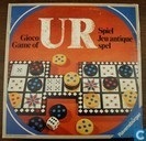 Board games - Ur - UR spel
