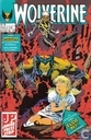Comic Books - Wolverine - De dood in kinderschoenen