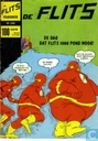 Comic Books - Flash, The - De dag dat Flits 1000 pond woog!