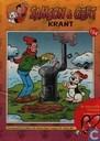 Bandes dessinées - Samson & Gert krant (tijdschrift) - Nummer  154