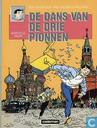 Comics - Jacques Gallard - De dans van de drie pionnen