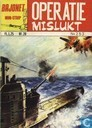Comic Books - Bajonet - Operatie mislukt