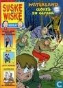 Bandes dessinées - Suske en Wiske weekblad (tijdschrift) - 1998 nummer  10