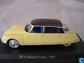 Voitures miniatures - Atlas - Citroën DS 19 ''Salon de l'Auto''