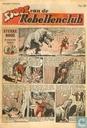 Comic Books - Sjors van de Rebellenclub (magazine) - 1956 nummer  20