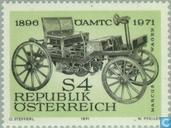 Postage Stamps - Austria [AUT] - Austrian Automobile Club 75 years