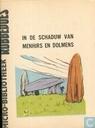 Comics - In de schaduw van menhirs en dolmens - In de schaduw van menhirs en dolmens