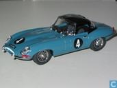 Voitures miniatures - Best Model - Jaguar E-type