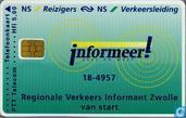 NS Reiziger / Verkeersleiding, Informeer!