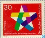 Postage Stamps - Germany, Federal Republic [DEU] - ILO 1919-1969