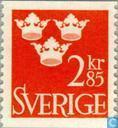 Postage Stamps - Sweden [SWE] - 3 crowns